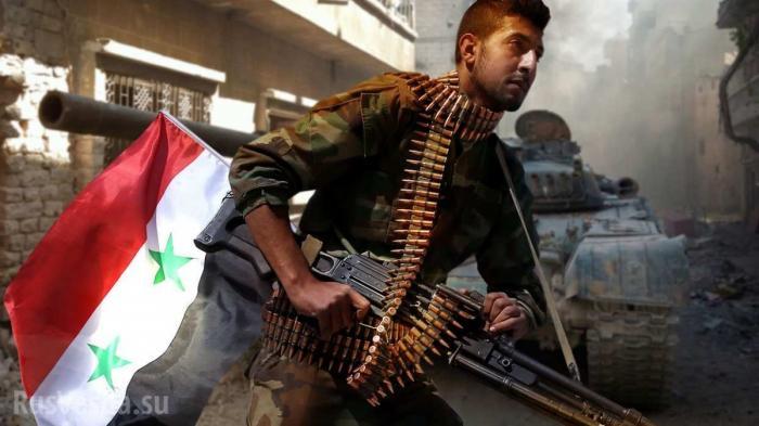 Лагерь Ярмук взят! ВКС России и армия Сирии освободили все районы