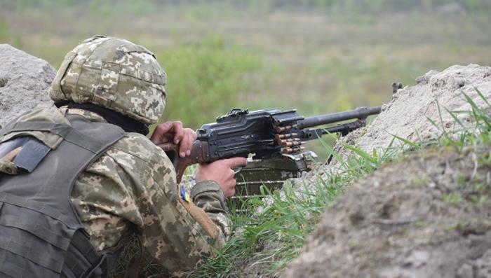 ДНР рассказали о потерях карателей ВСУ в ходе атаки на Горловку