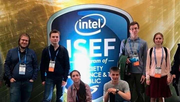 Российские школьники взяли 9 призовых мест на престижном международном конкурсе Intel ISEF