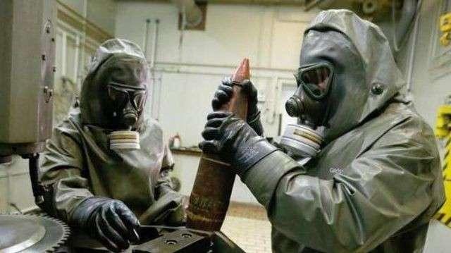 Накажет ли Трамп украинскую хунту за применение химического оружия на Донбасе?