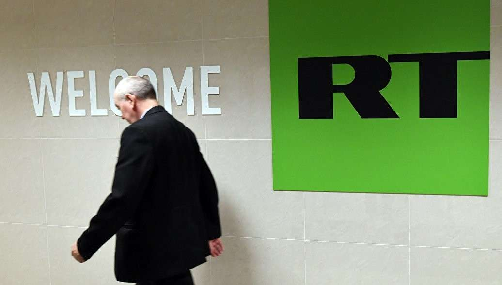Англия начала три новых расследования в отношении телеканала RT