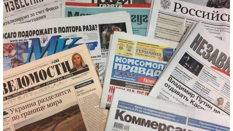 Техника войны российских СМИ со своим государством доведена до филигранной утончённости