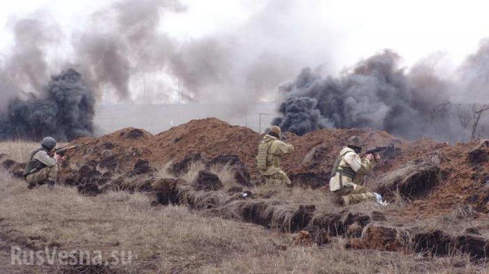 ДНР ответила картелям ВСУза убийствоМамая огнём