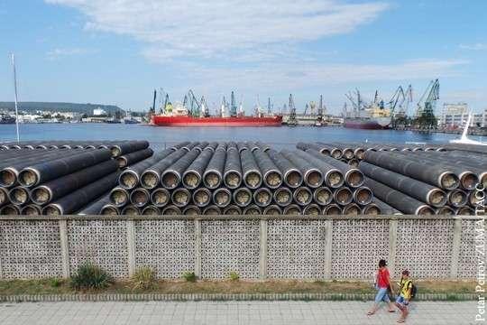 Болгария пытается заслужить «газовое прощение» России втихаря от Вашингтонского Обкома
