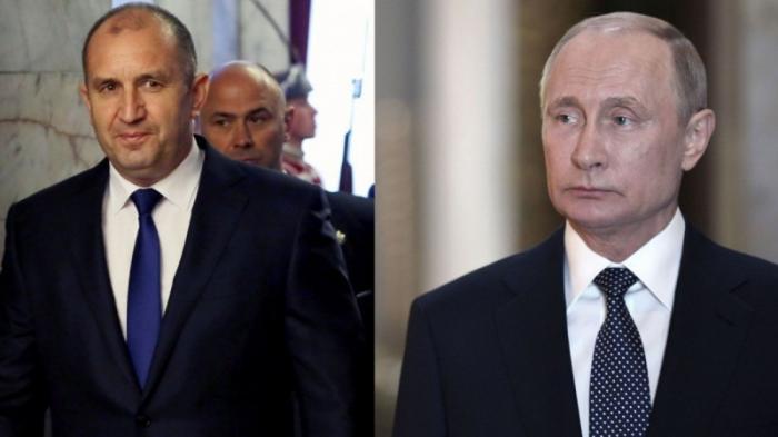 О Встрече Владимира Путина с президентом Болгарии Руменом Радевым