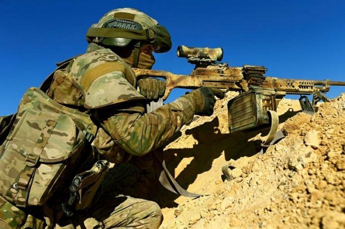 Иностранцы о поступке спецназовца в Сирии: Все убегали, кроме одного русского солдата