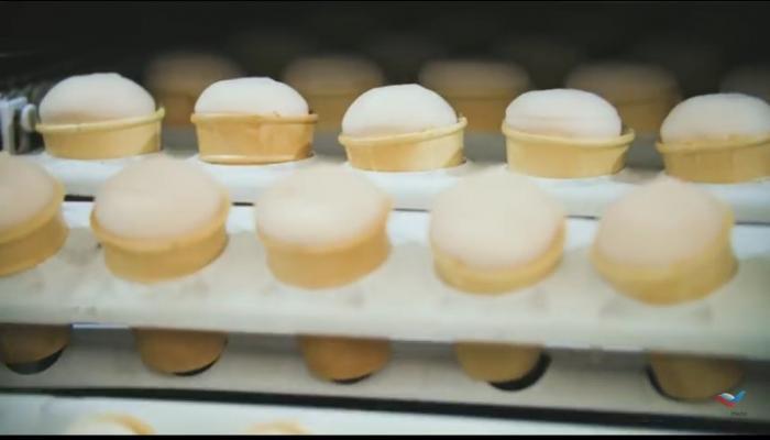Самое вкусное видео! Снятое на молочном комбинате «Ставропольский»
