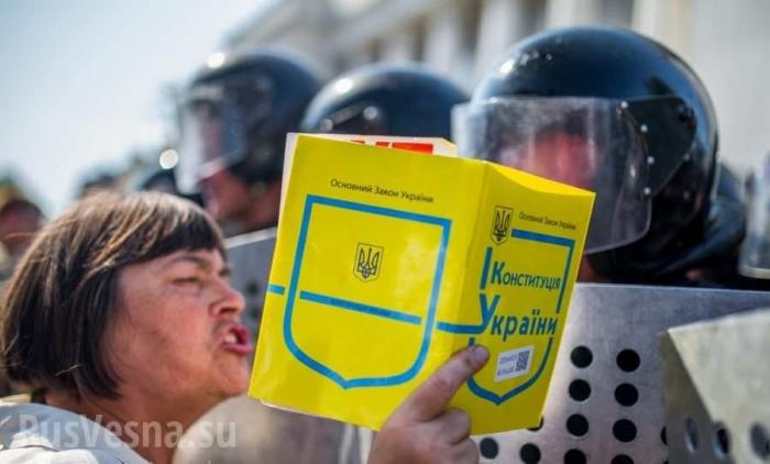 Увидеть и понять зазомбированную Украину