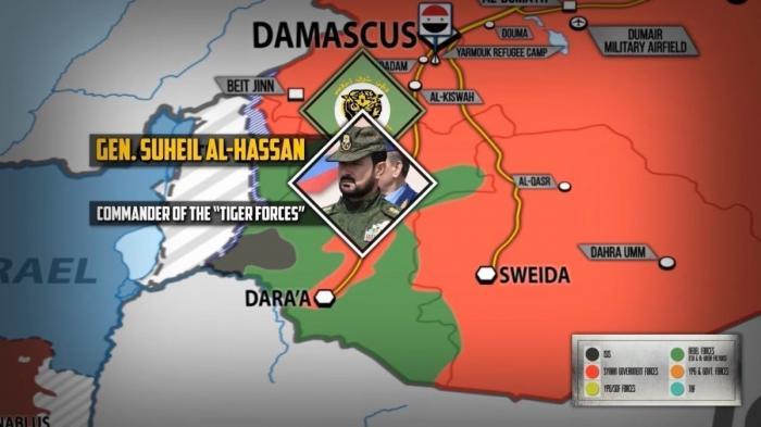 Сирия. Хмеймим отразил атаку беспилотников, Тигр идёт на юг