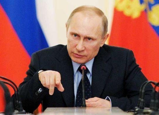 Владимир Путин призвал спецслужбы СНГ сплотиться в борьбе с терроризмом и преступностью