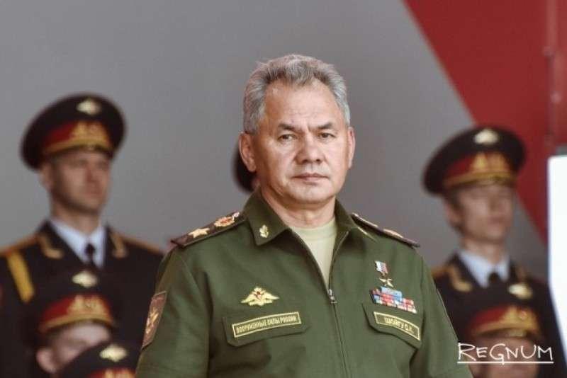Сергей Шойгу прибыл на заседание совета министров обороны ОДКБ в Казахстан