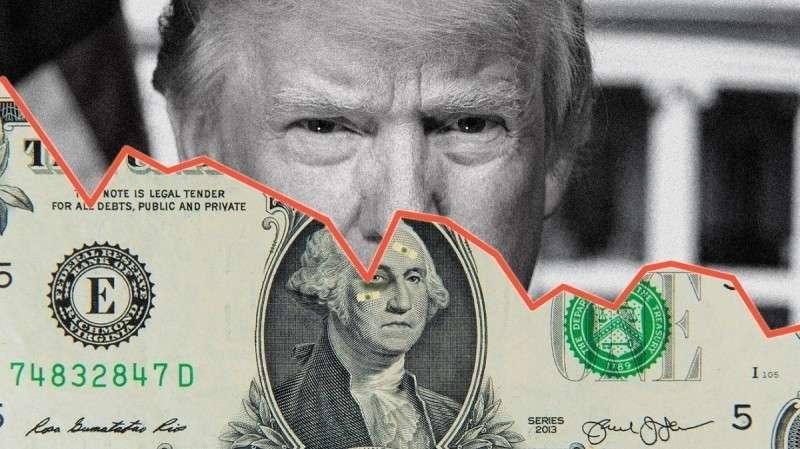 Газета Ротшильдов Трампу: вы убиваете доллар! Немедленно остановитесь