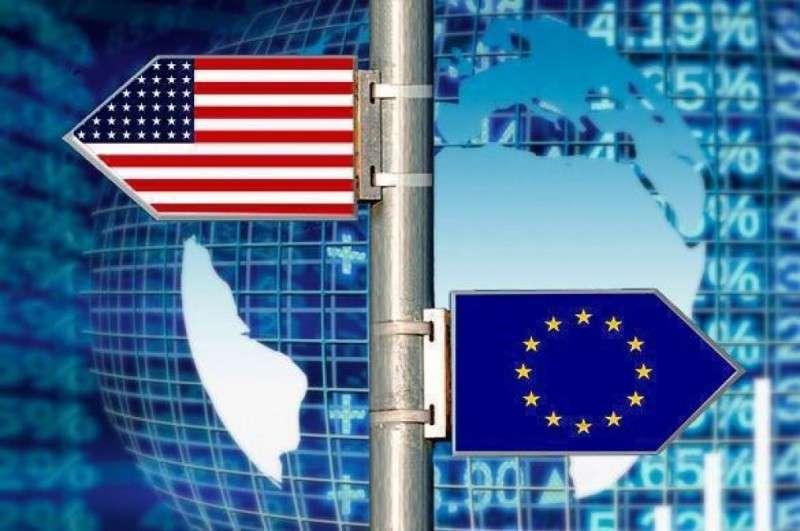 Торговая война: ЕС ввёл ответную пошлину на товары из США