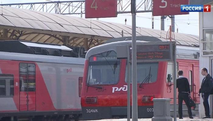 Московские вокзалы меняют правила прохода пассажиров