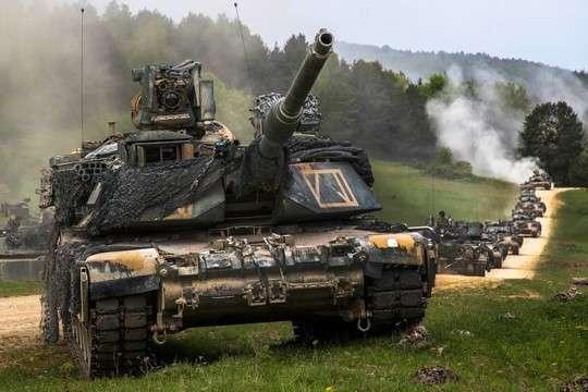 Пентагон: русские военные расходы эффективнее американских