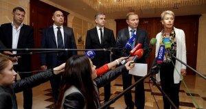 Минск: предпосылки мира и федерализации Украины