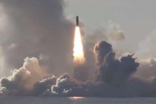 В чем сложность и уникальность залпового пуска ракет Булава