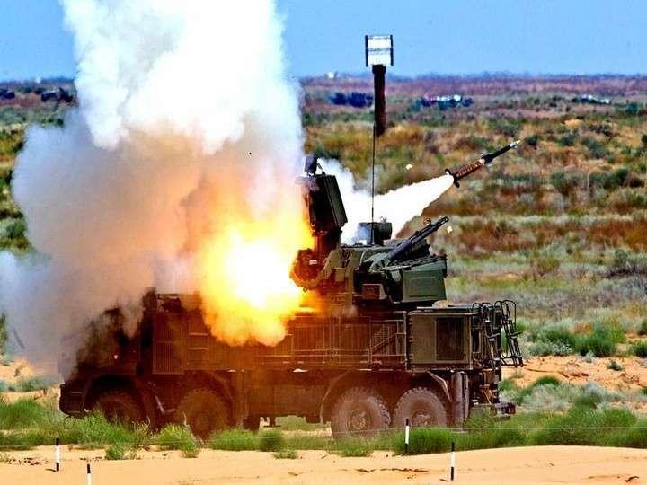 Русские ПВО прикроют Сирию от ударов Израиля