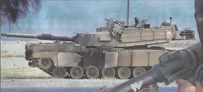 Как один русский солдат остановил колонну натовских танков