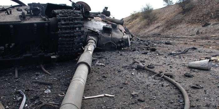 Украина потеряла почти 60% всей военной техники