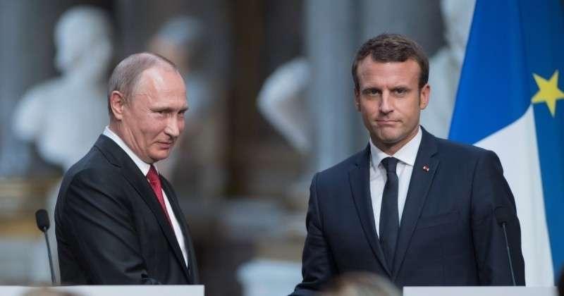 Россия выдавливает Францию из Африки, а это очень нервирует французов и пиндосов