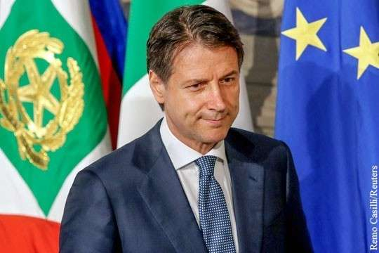 Италия выбрала «друга Владимира Путина» для отмены антироссийских санкций