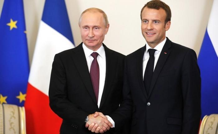 Российско-французские переговоры в Петербурге