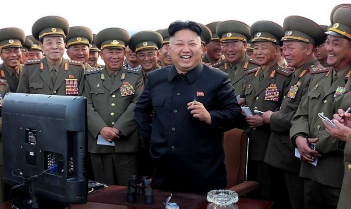 Как Ким Чен Ын красиво развёл агрессивных пиндосов