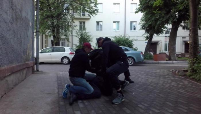 В Калининграде задержали восьмерых азиатов – террористов ИГИЛ