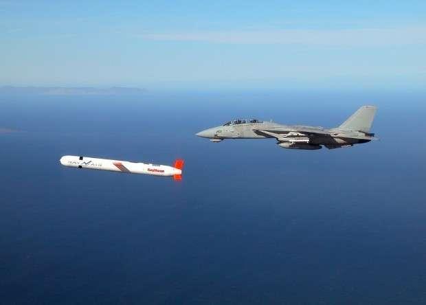 Американцы отказываются от ракет «Томагавк»