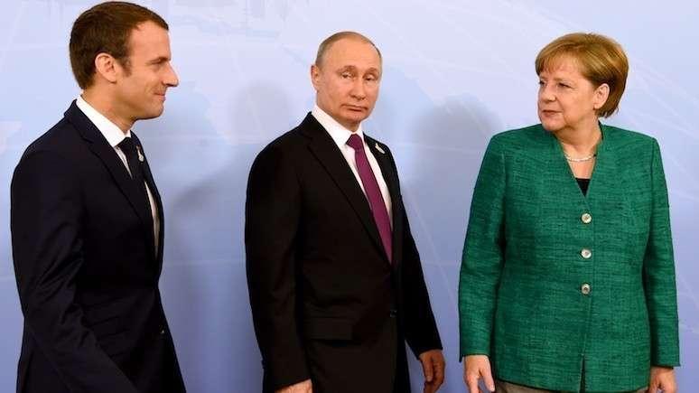 Польша: владимир Путин «вербует» европейских лидеров
