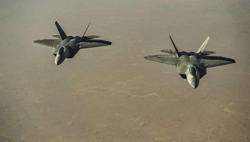 F-22 потерял превосходство над русскими самолетами
