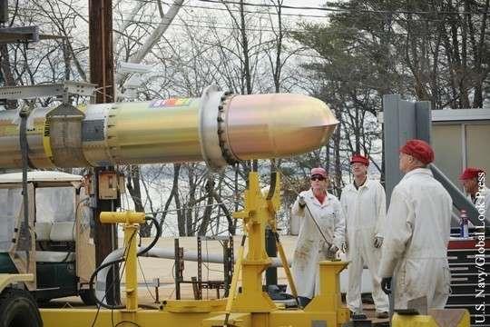 Россия выводит из игры символ американской ракетной мощи
