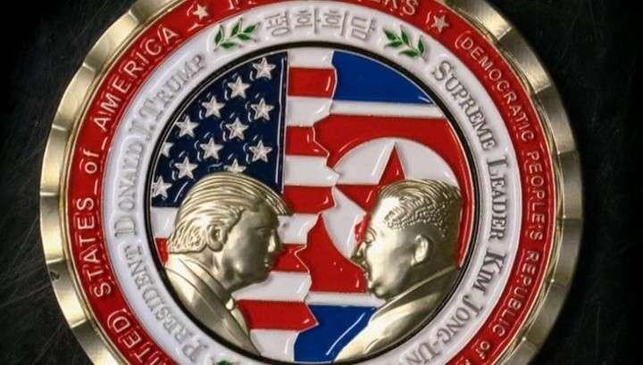 Фокусы Трампа: от исторического саммита осталась только уродливая монета