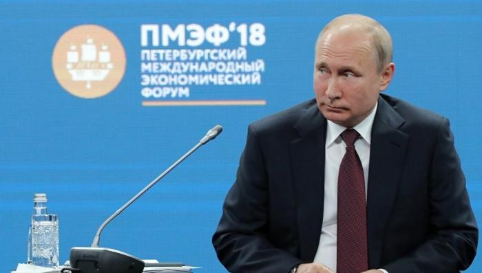 Путин заявил об угрозе экономического кризиса, «которого мир еще не видел»