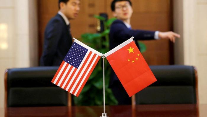 Торговой войны США с Китаем не будет. Пиндосы уже проиграли