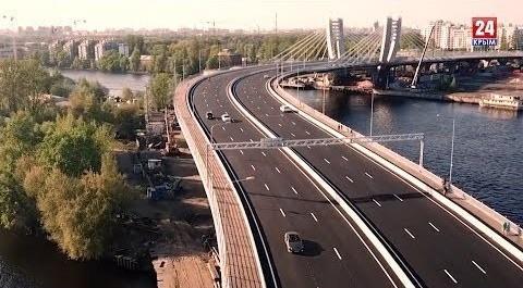 Новые мосты России: в 2017 году возведено и реконструировано 154 моста
