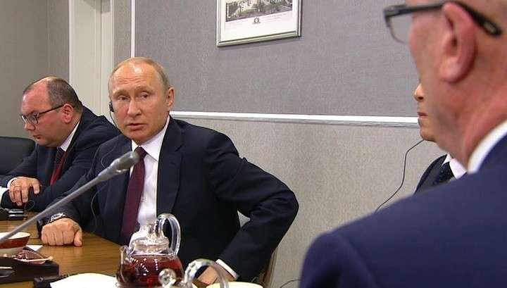 Владимир Путин предложил завравшейся Англии два варианта решения «дела Скрипалей»