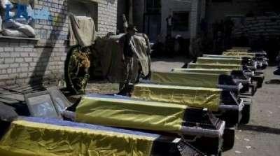 Киевские евреи ежегодно уничтожают около 3 000 украинцев в ВСУ