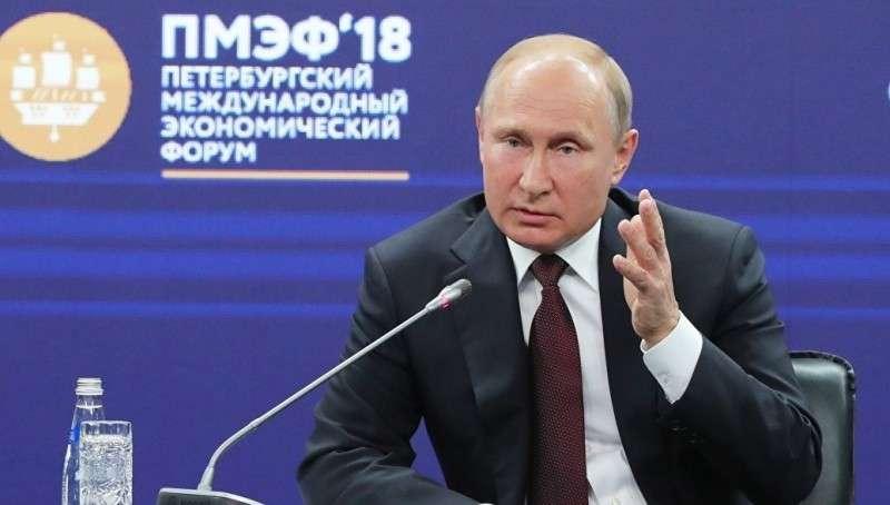 Владимир Путин предупредил Запад о «красной черте» в отношениях с Россией