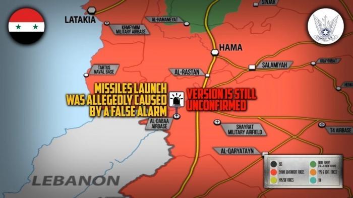 Сирия. Скоординированная атака Израиля, США и ИГИЛ по правительственной армии