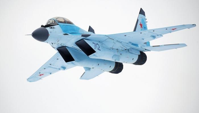 Новый МиГ-35 прикроет Сухопутные войска с воздуха