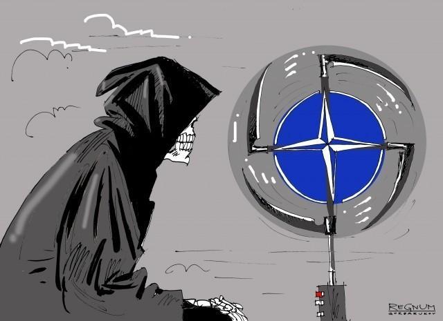 Конец старого мирового порядка. День, когда Европа попросит у России военной защиты от США