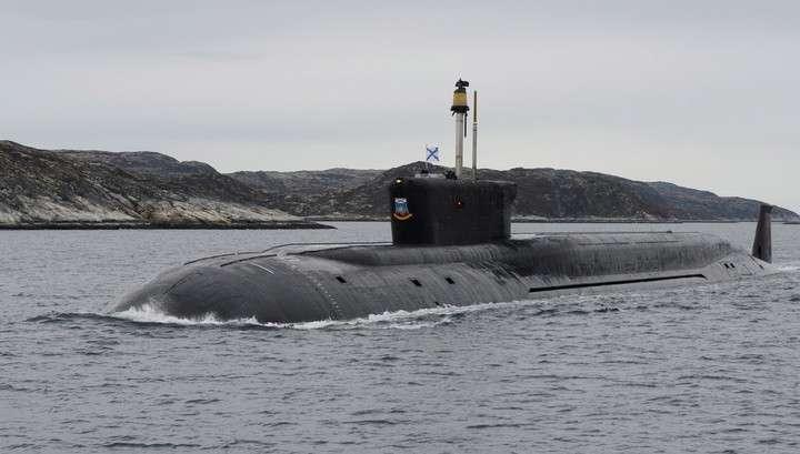 Американские эксперты оценили мощь ракетного залпа подлодки