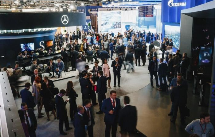 На петербургском форуме ПМЭФ-2018 подписано 550 соглашений на общую сумму 2,365 трлн руб