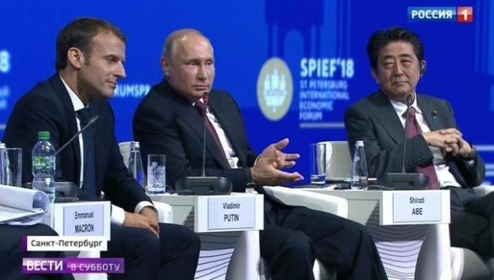 Владимир Путин предупредил пиндосов, что их политика может привести к трагедии