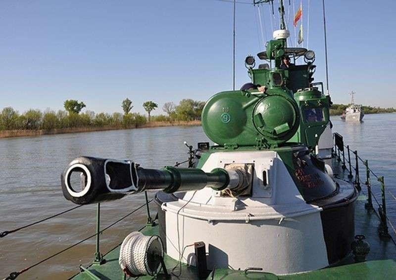 Паника укрохунты: русские блокировали Бердянск со стороны Азовского моря!