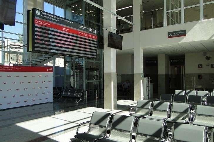 ВВоронеже открыт третий железнодорожный вокзал