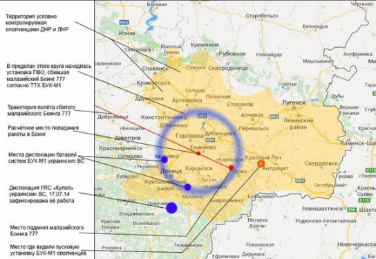 Голландия покрывает киевскую хунту в деле о сбитом Боинге МН17