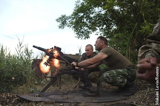 Каратели ВСУ опять начали прыгать «по-жабьи» в Донбассе